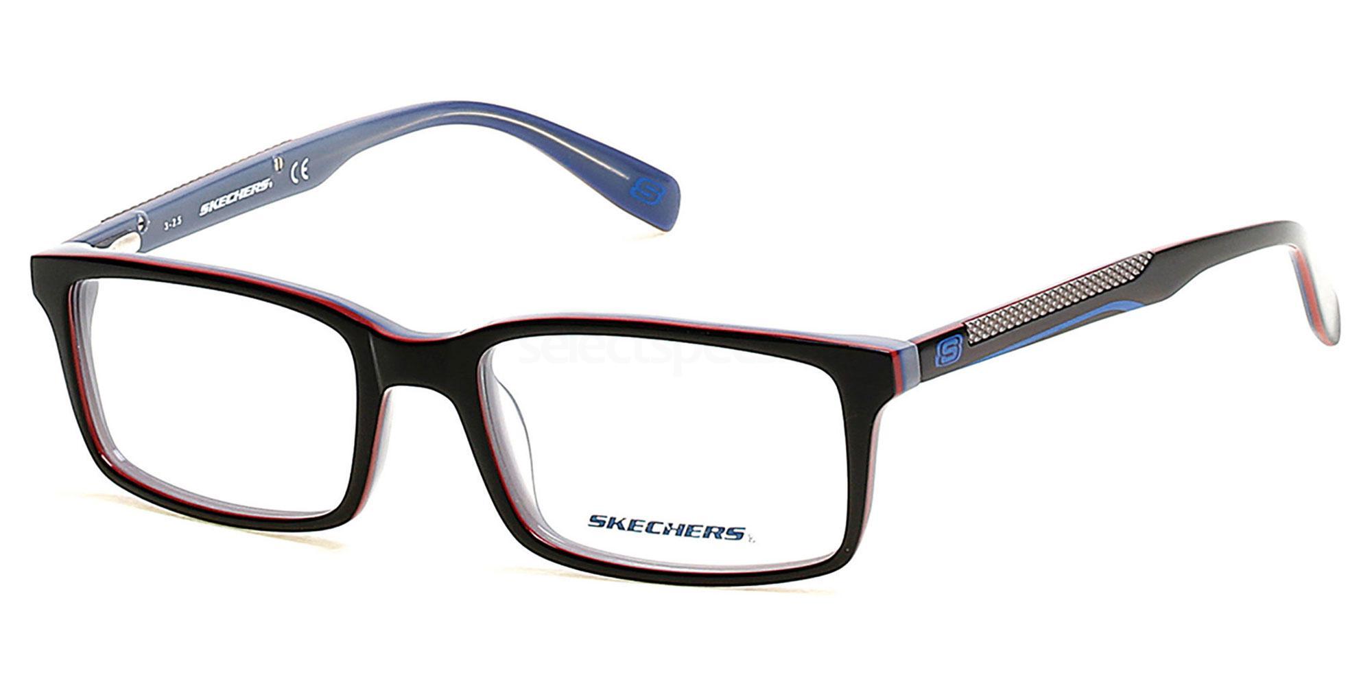 001 SE3182 Glasses, Skechers