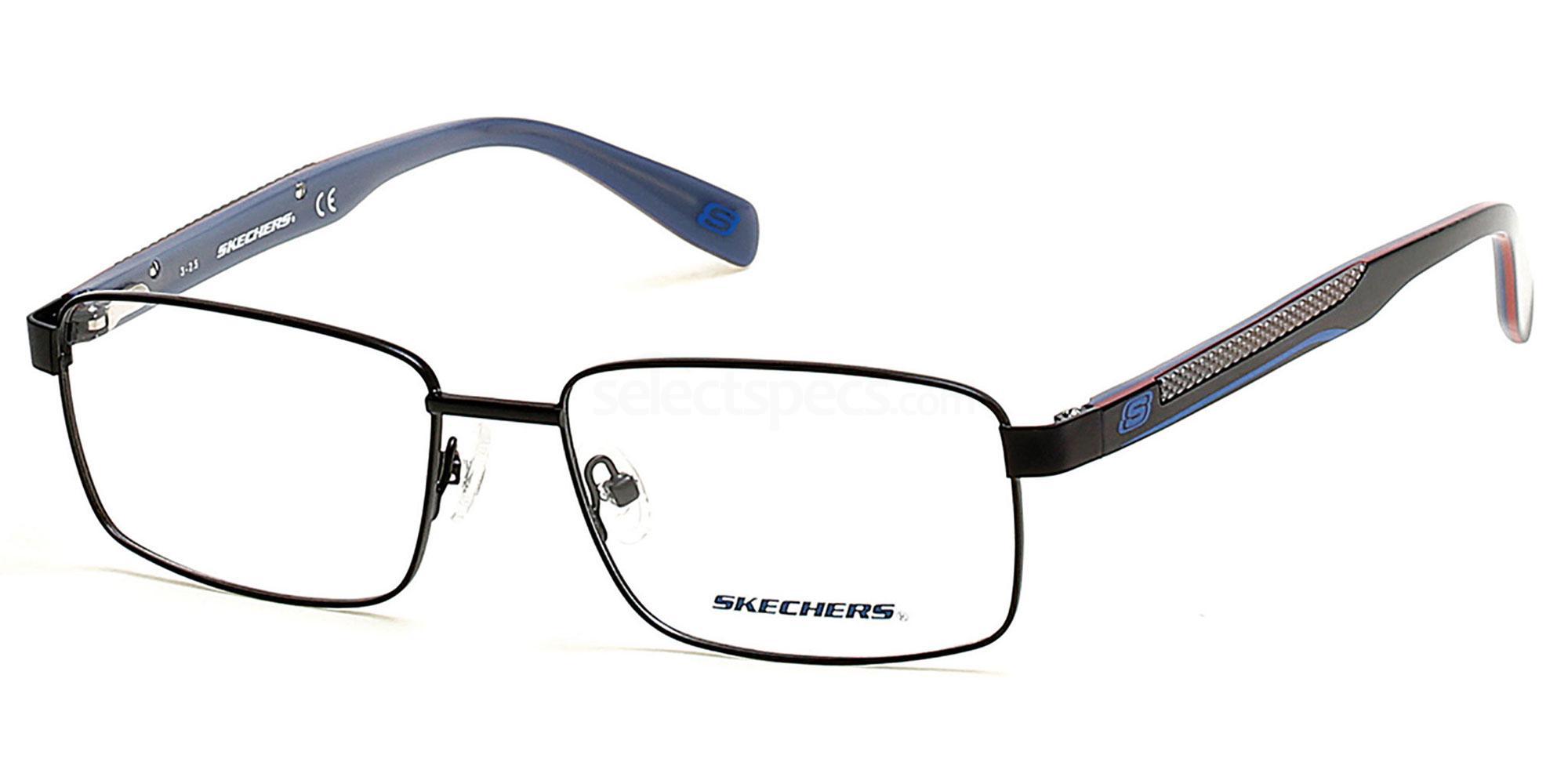 002 SE3185 Glasses, Skechers