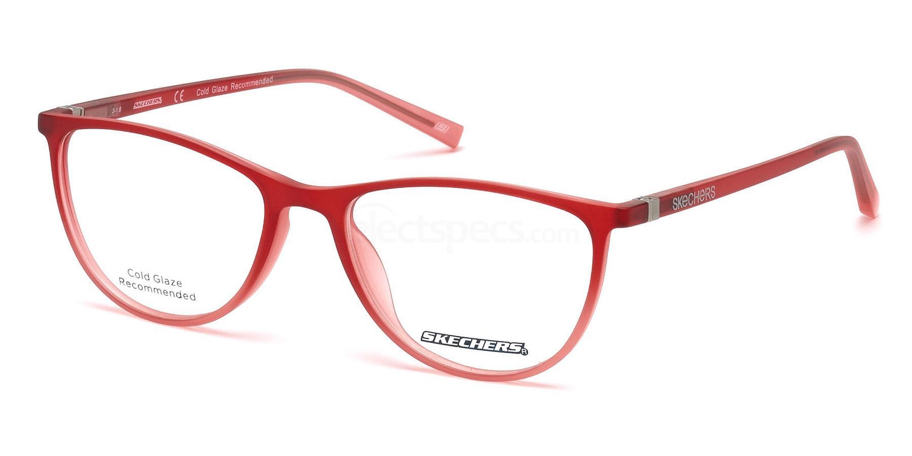 067 SE2129 Glasses, Skechers