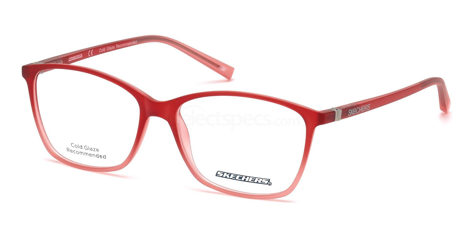 067 SE2130 Glasses, Skechers
