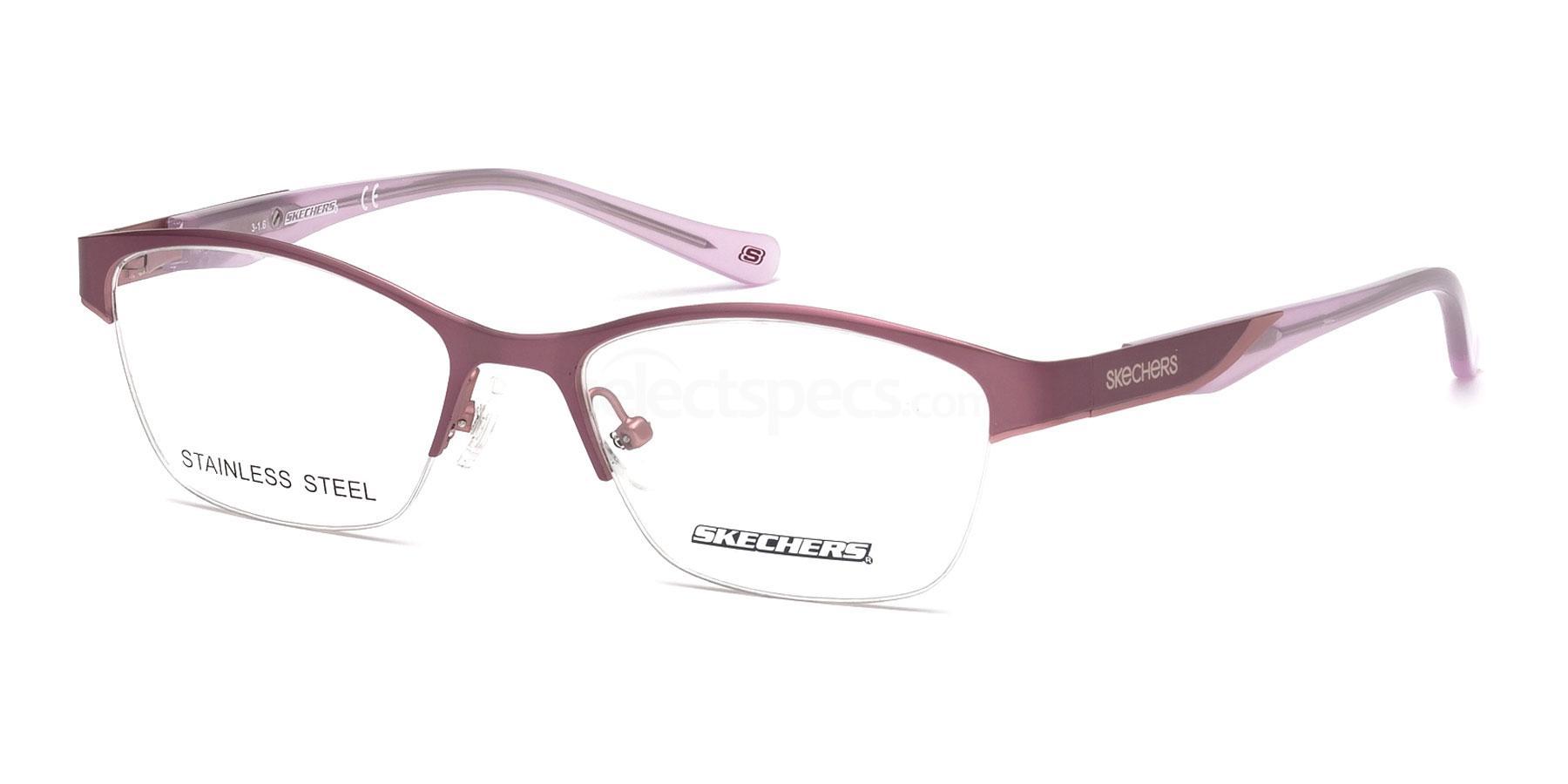 070 SE2132 Glasses, Skechers