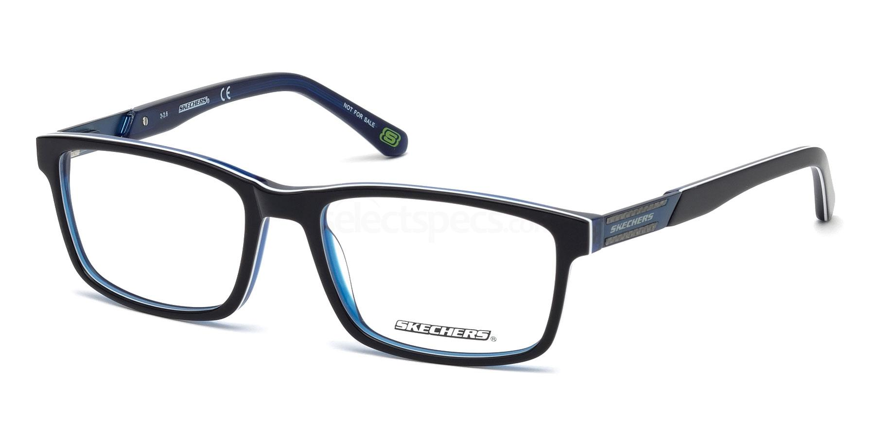 090 SE3201 Glasses, Skechers