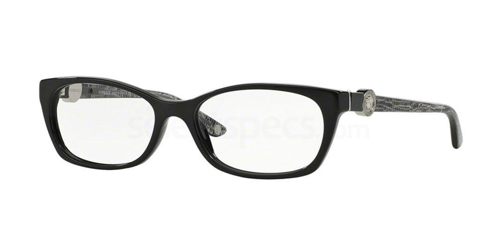 GB1 VE3164 Glasses, Versace