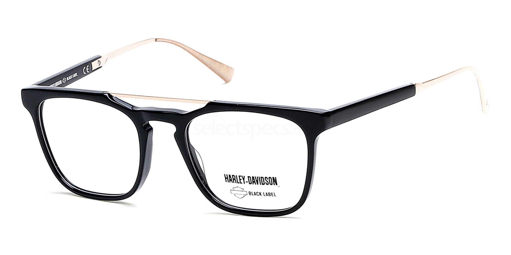 001 HD 1025 Glasses, Harley Davidson