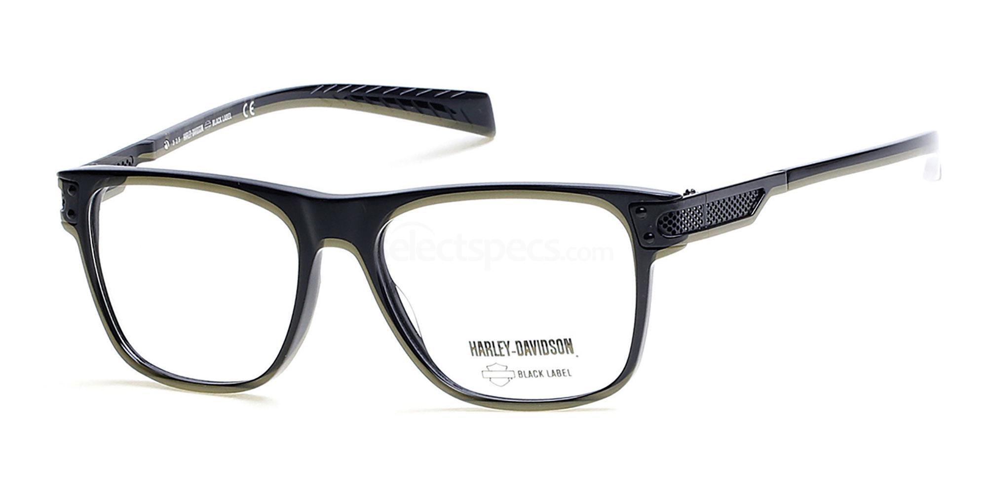 001 HD 1030 Glasses, Harley Davidson
