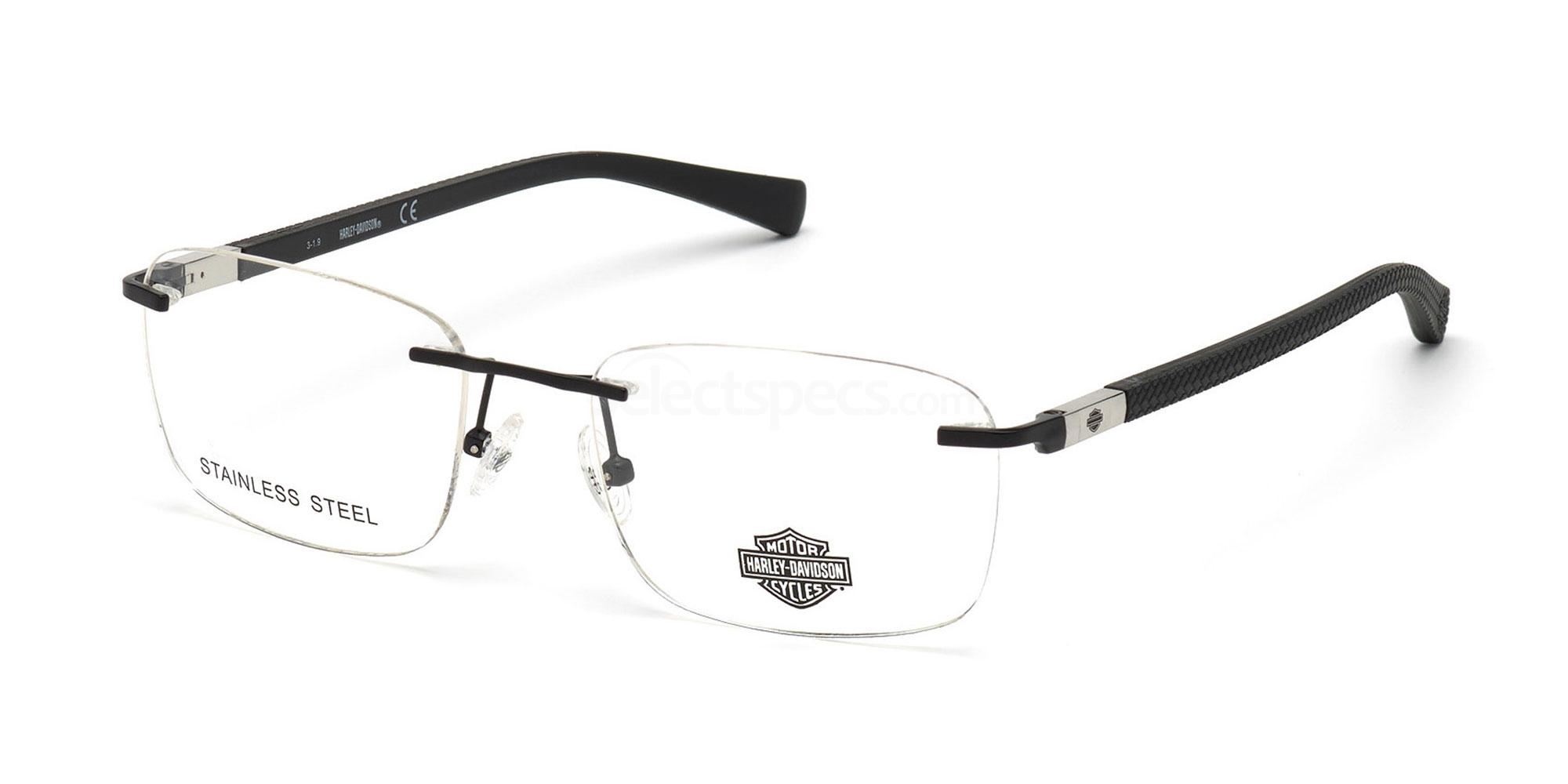 002 HD0810 Glasses, Harley Davidson