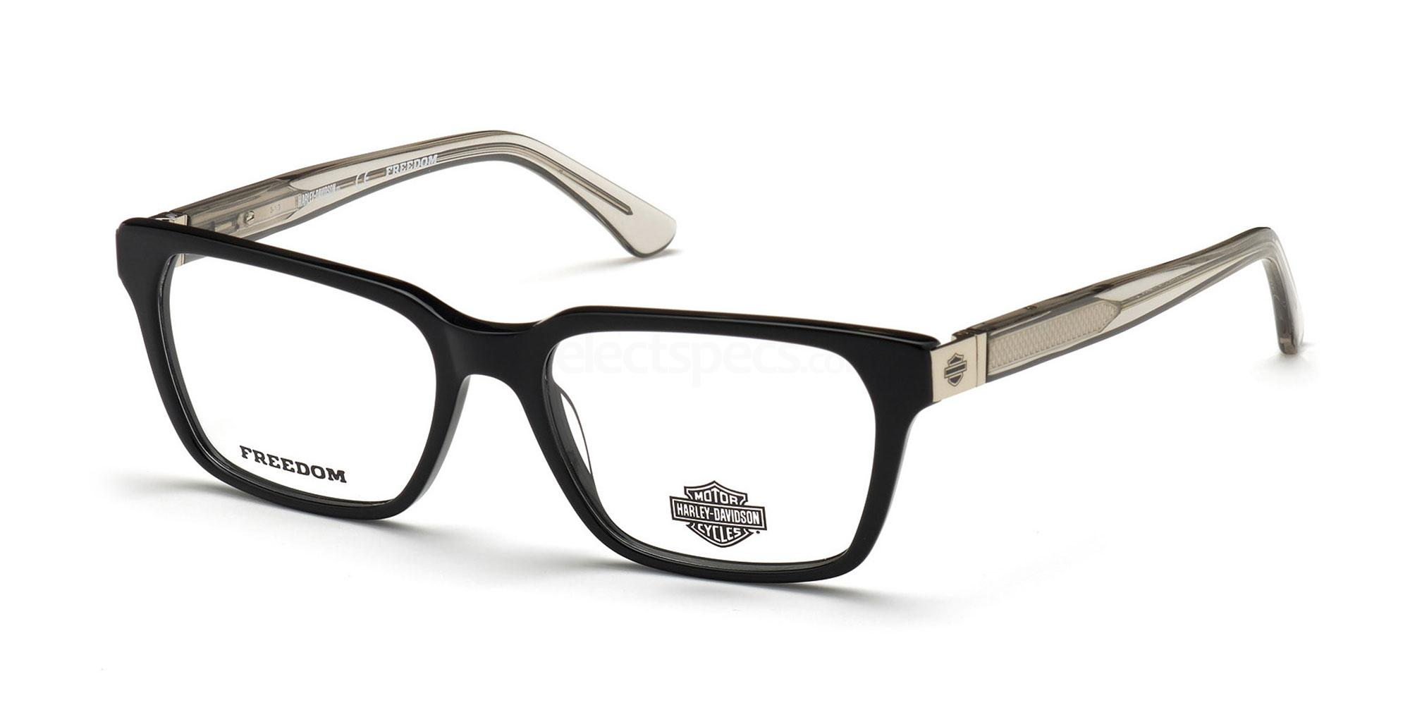 001 HD9002 Glasses, Harley Davidson
