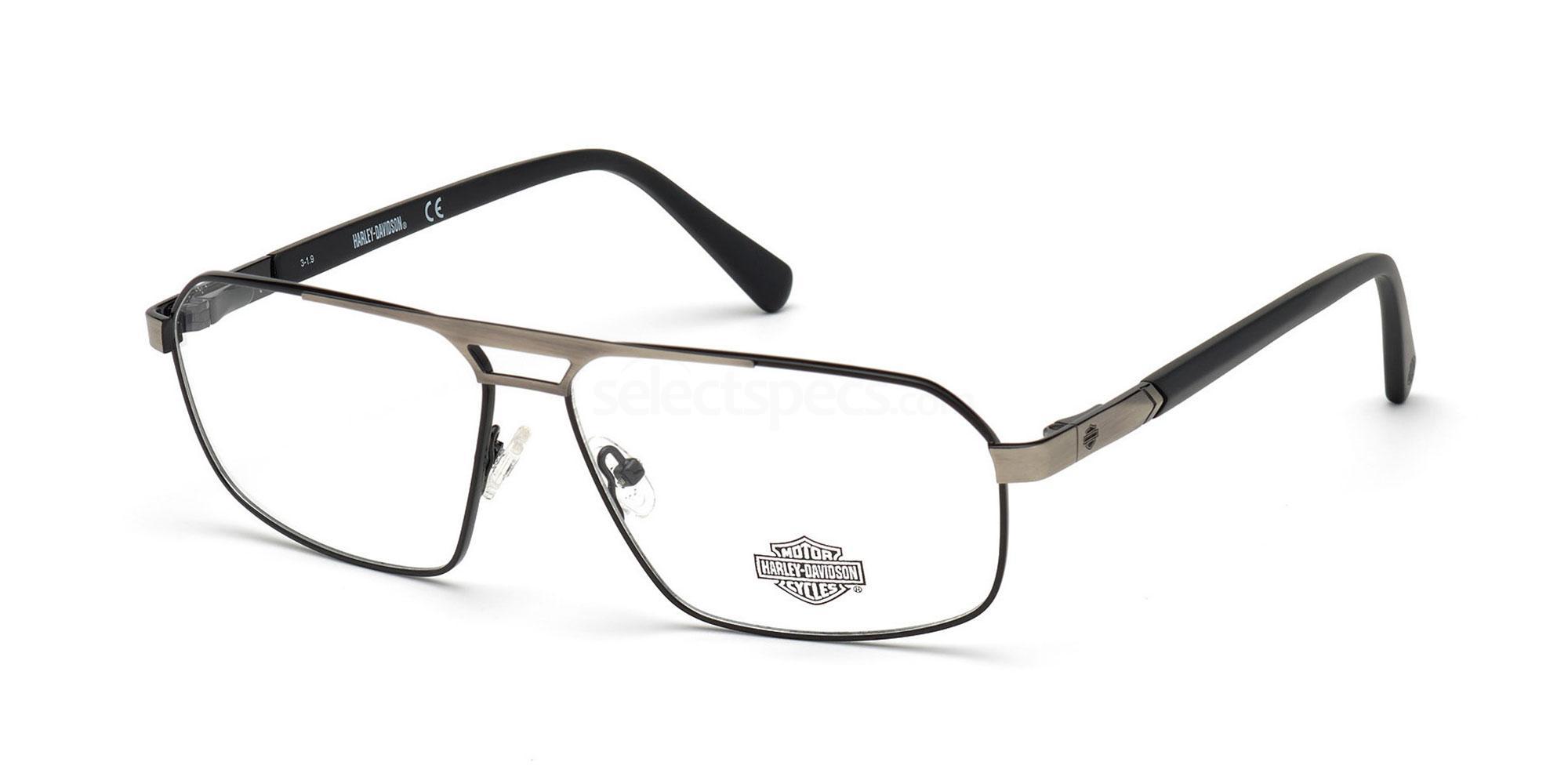 001 HD0809 Glasses, Harley Davidson