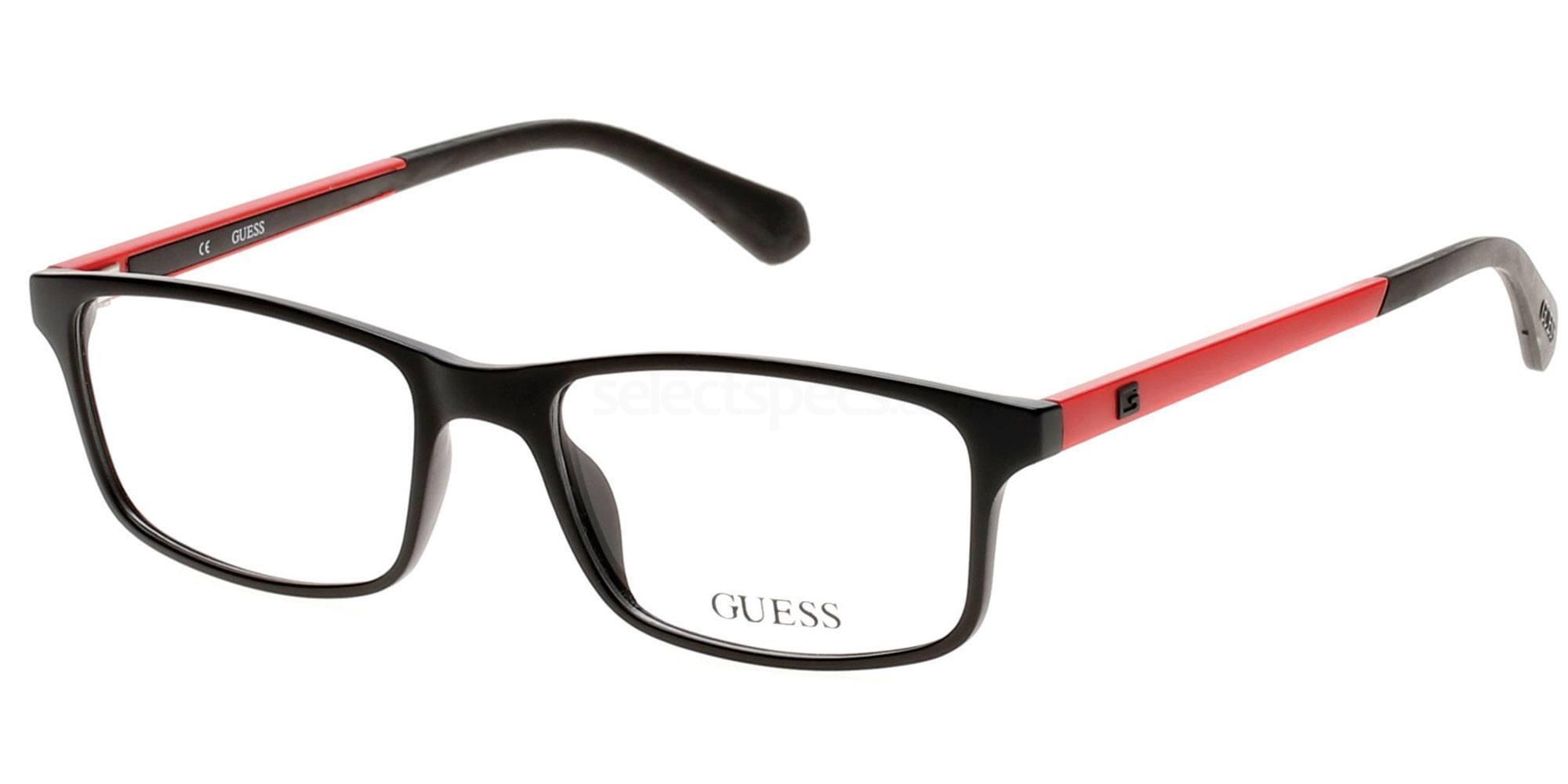 002 GU1872 Glasses, Guess