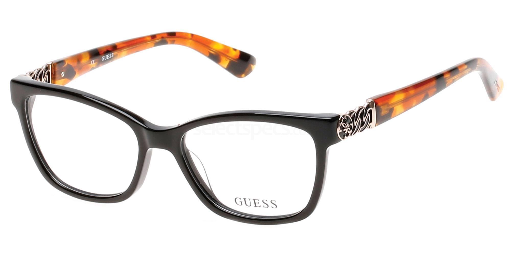 001 GU2492 Glasses, Guess