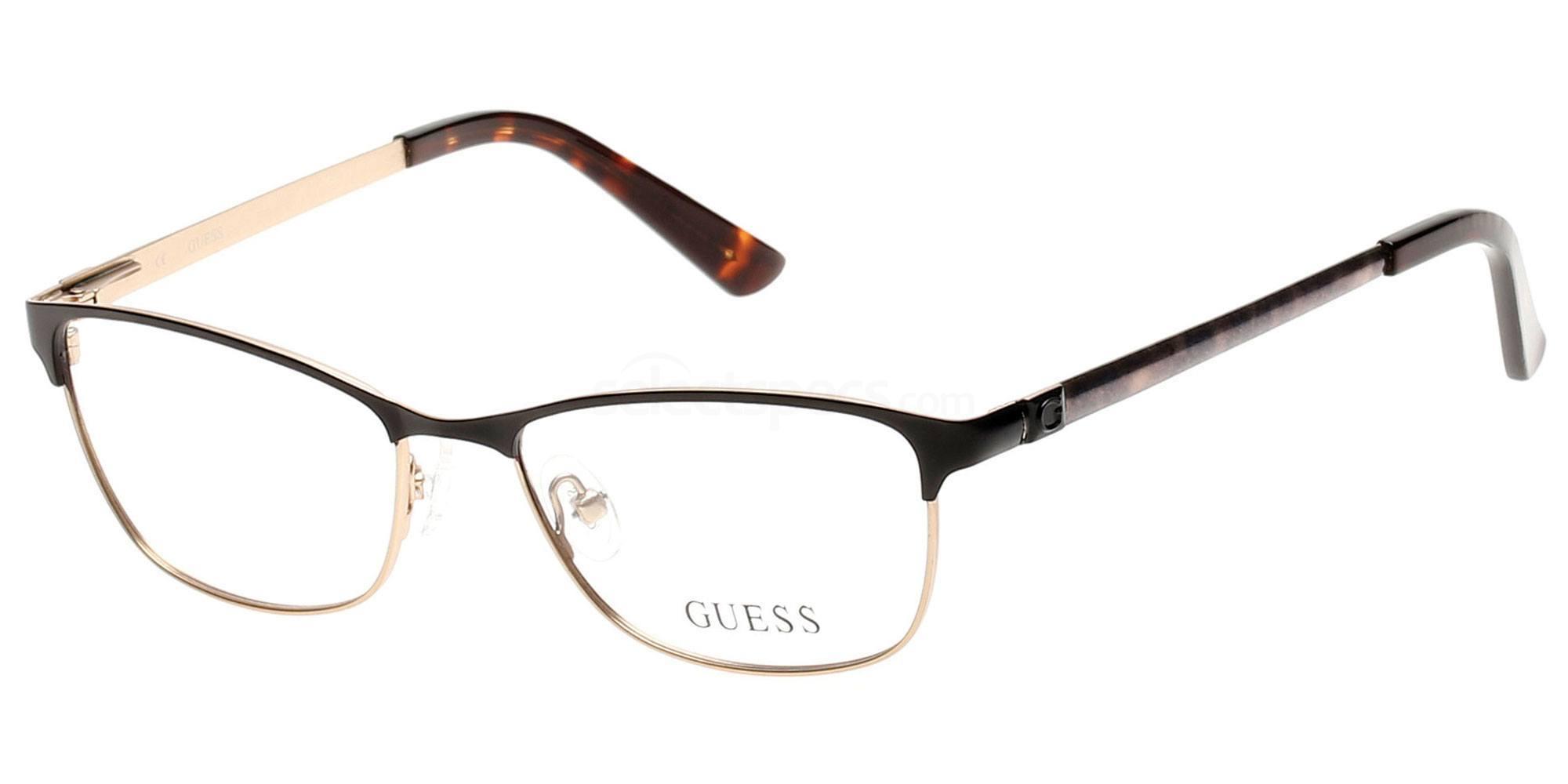 005 GU2512 Glasses, Guess