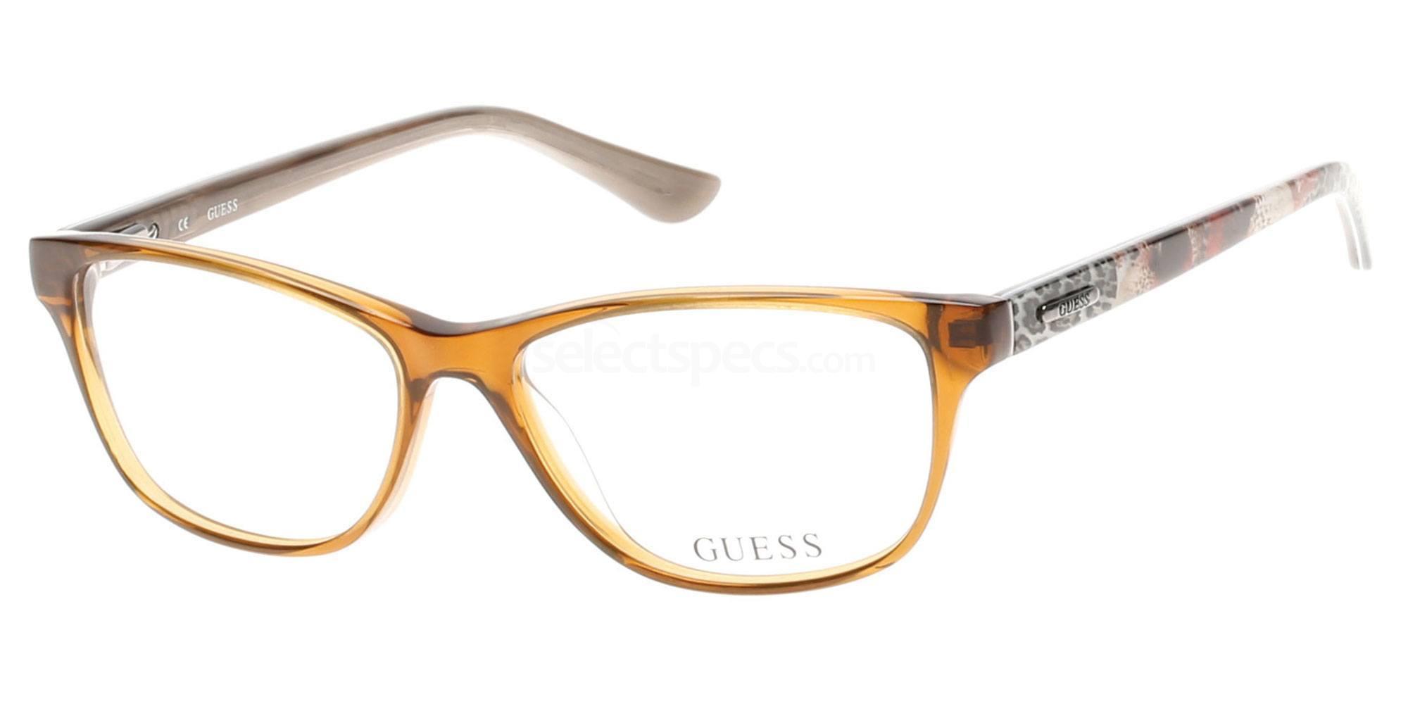 045 GU2513 Glasses, Guess