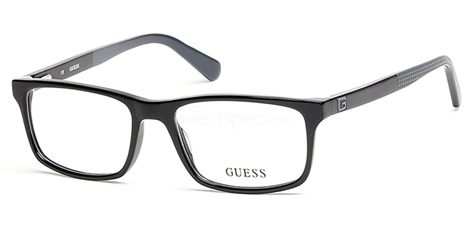 001 GU1878  Glasses, Guess