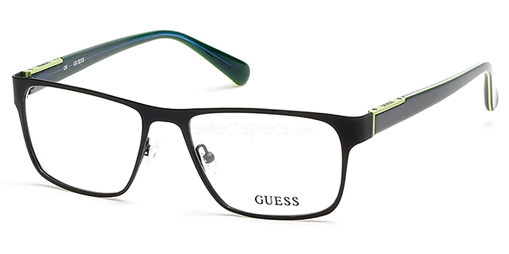 005 GU1882 Glasses, Guess
