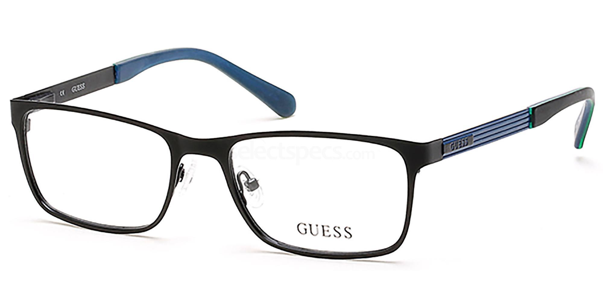 002 GU1885 Glasses, Guess