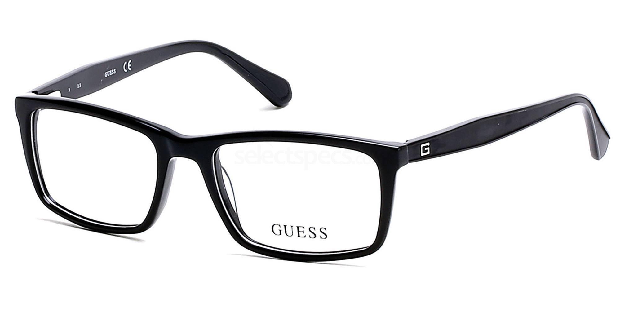 001 GU1897 Glasses, Guess