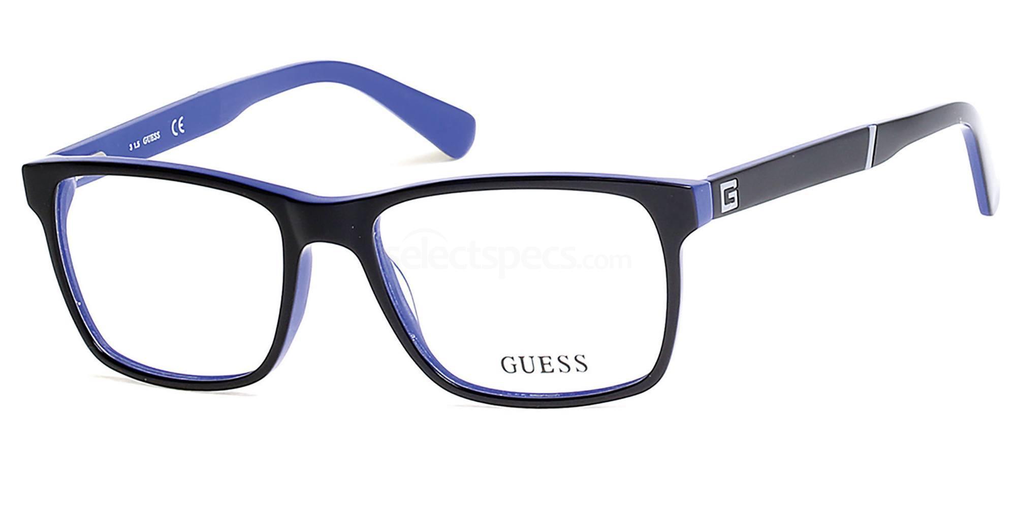 001 GU1901 Glasses, Guess