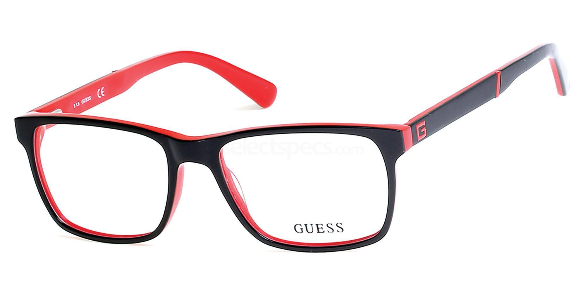005 GU1901 Glasses, Guess