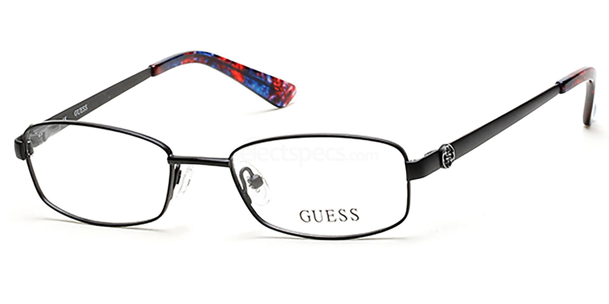 002 GU2524 Glasses, Guess