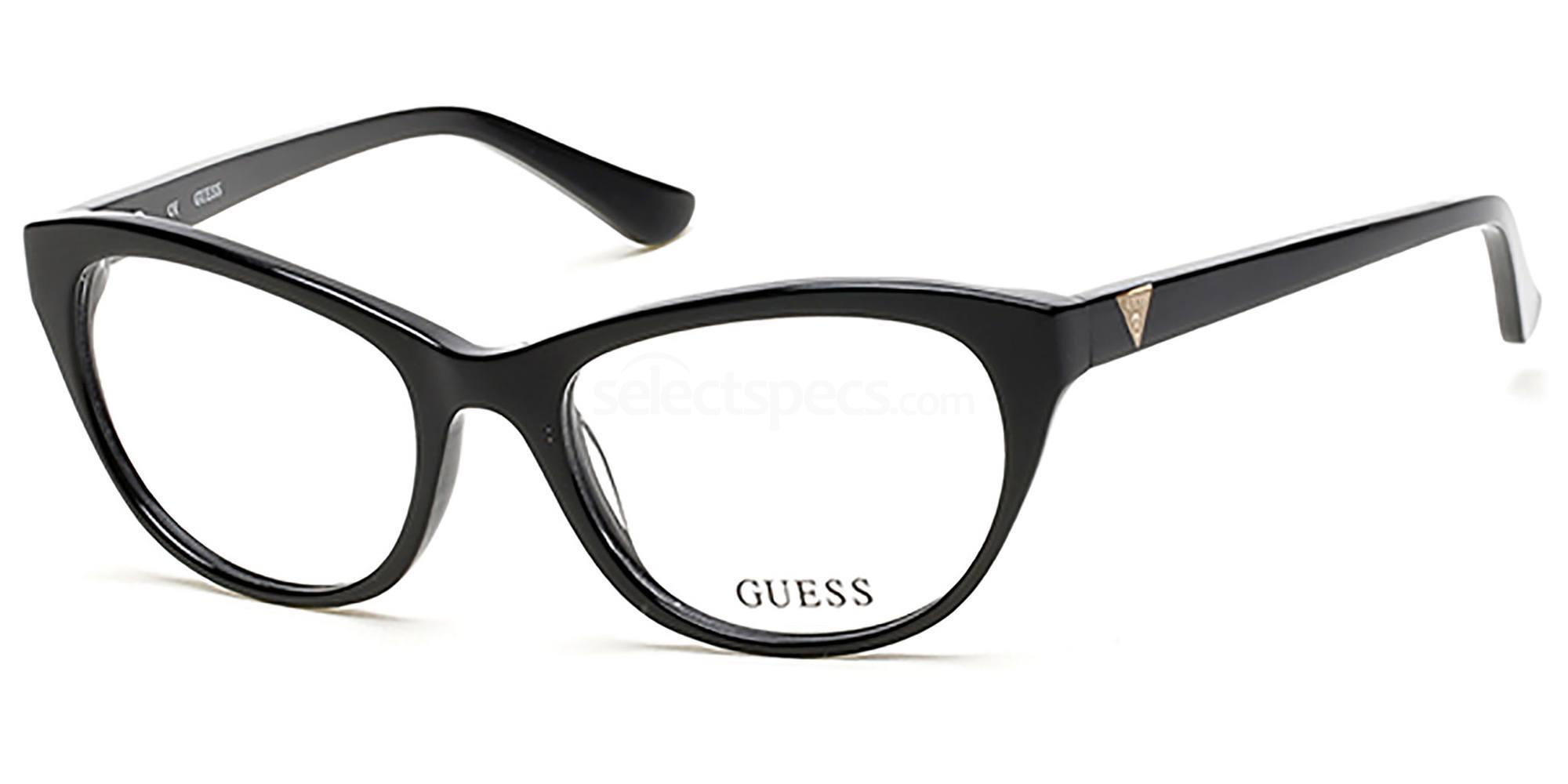 001 GU2529 Glasses, Guess
