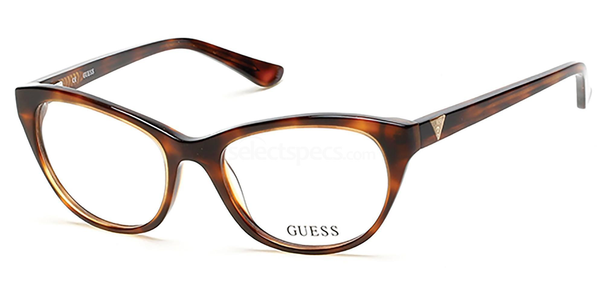 052 GU2529 Glasses, Guess