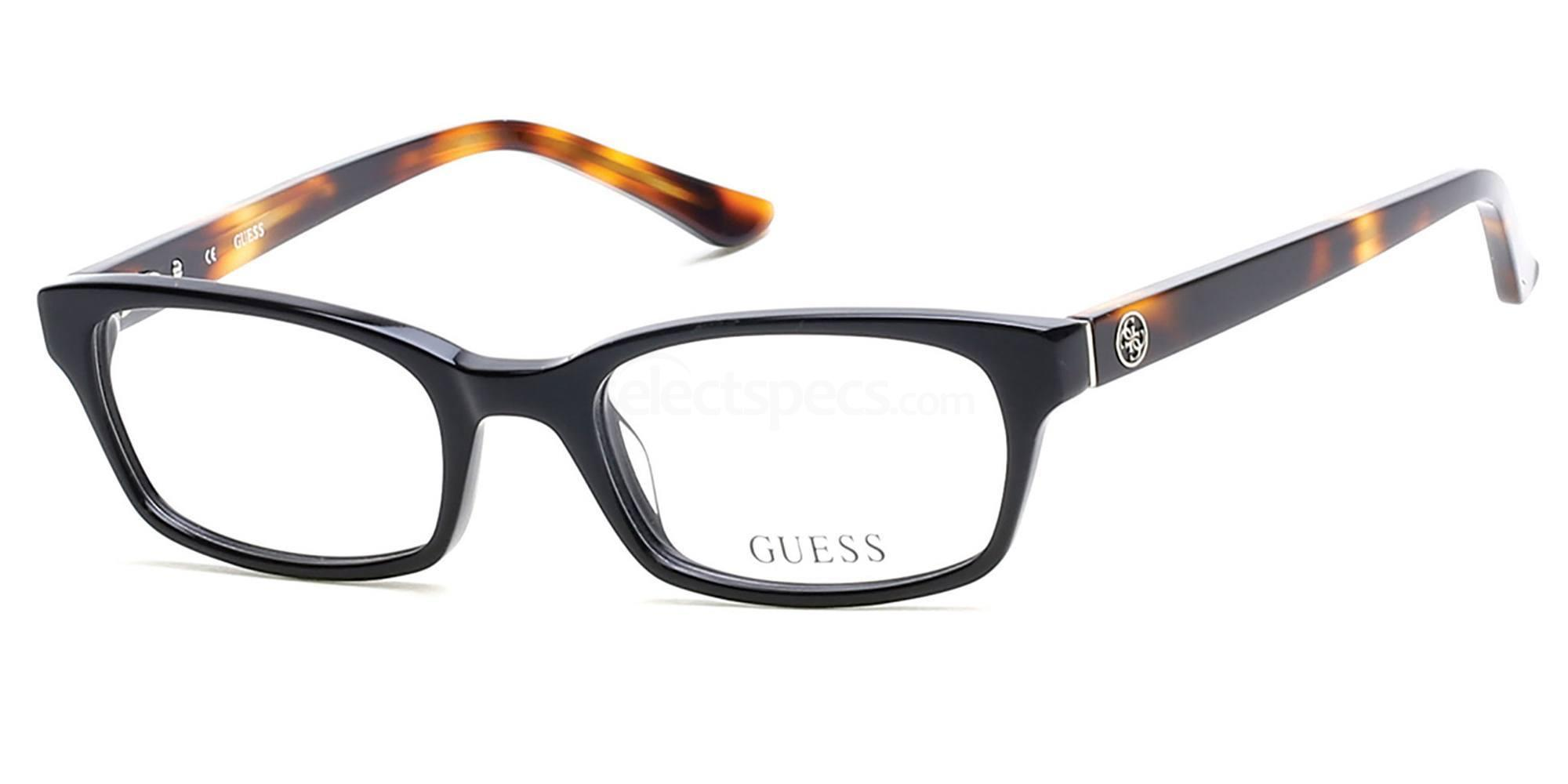 001 GU2535 Glasses, Guess
