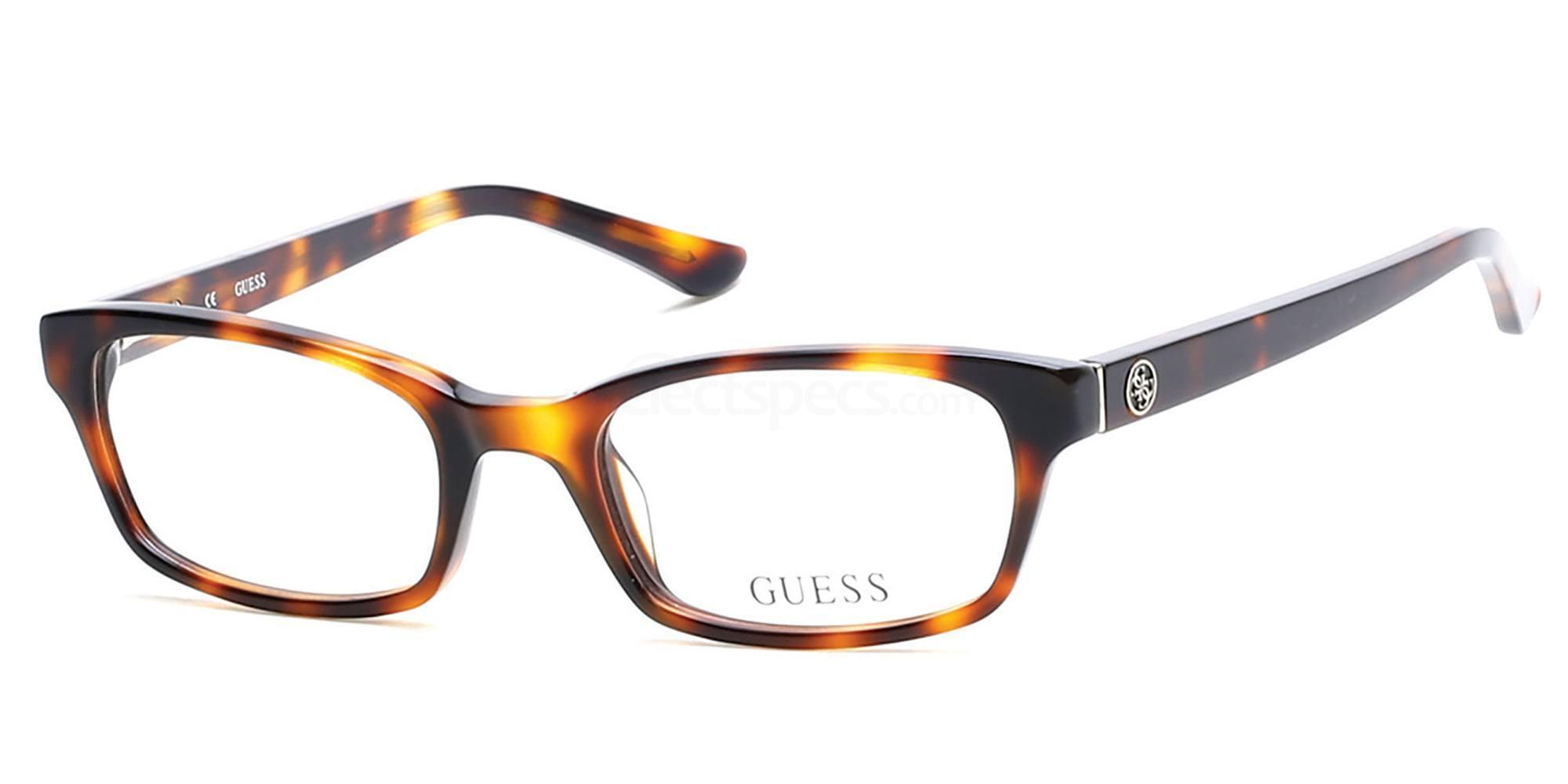 066 GU2535 Glasses, Guess