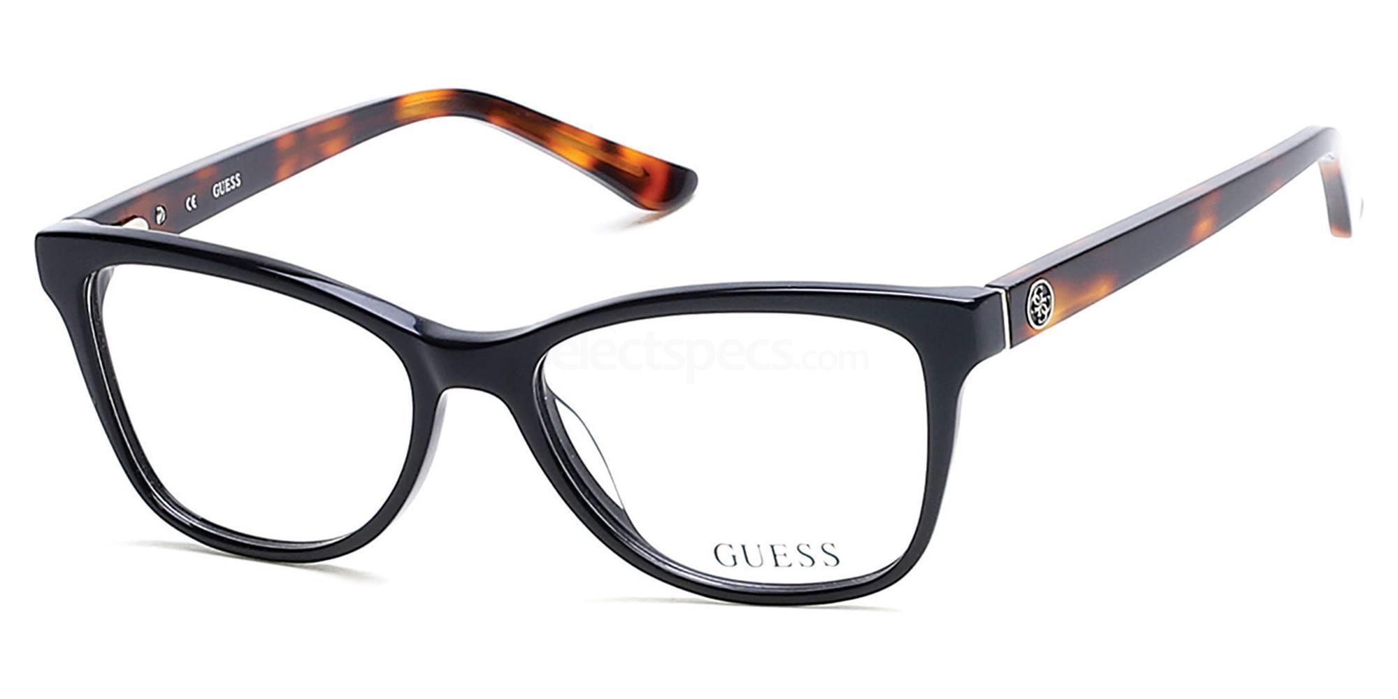 001 GU2536 Glasses, Guess
