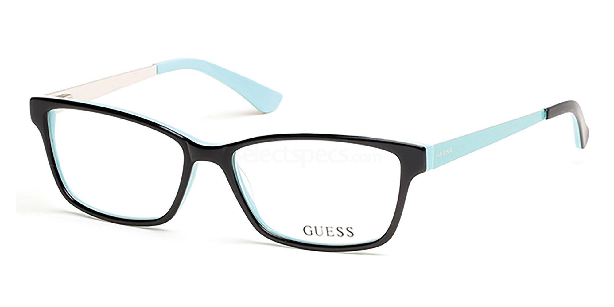 005 GU2538 Glasses, Guess