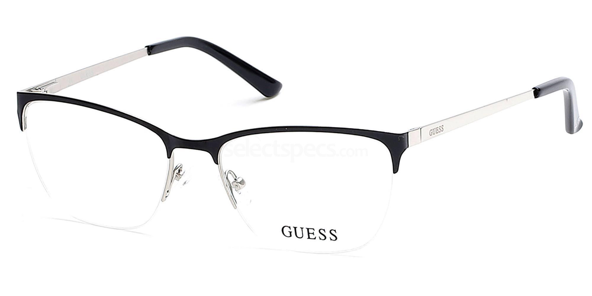 001 GU2543 Glasses, Guess