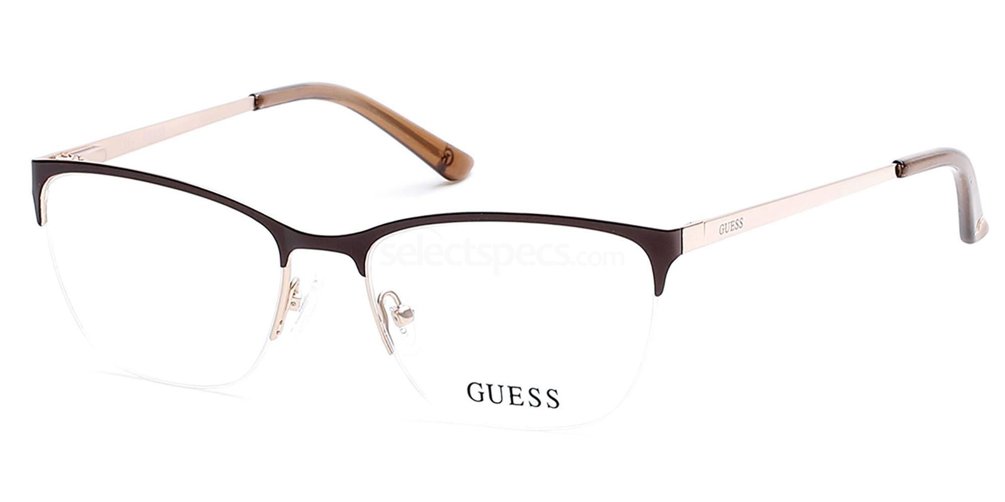 045 GU2543 Glasses, Guess