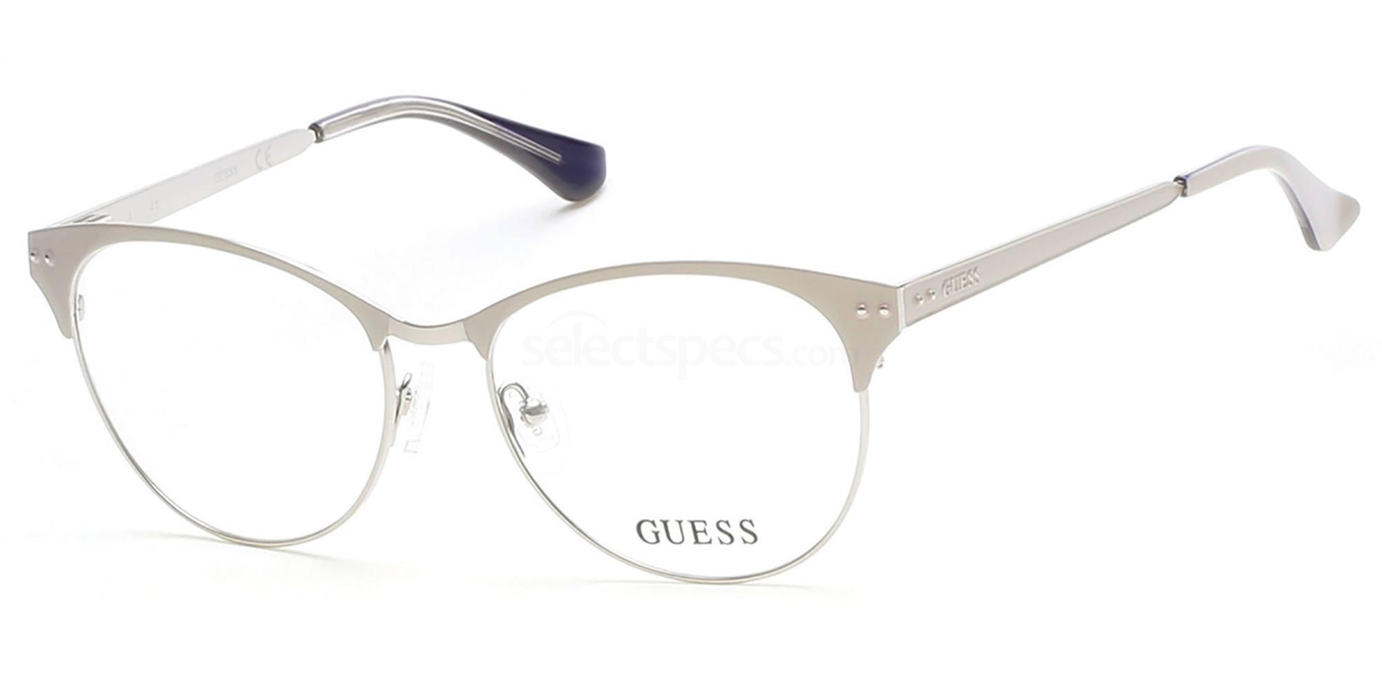 025 GU2551 Glasses, Guess