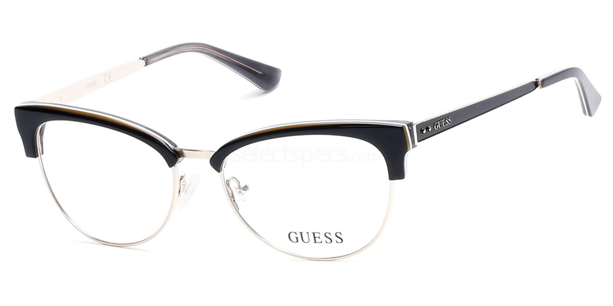 005 GU2552 Glasses, Guess