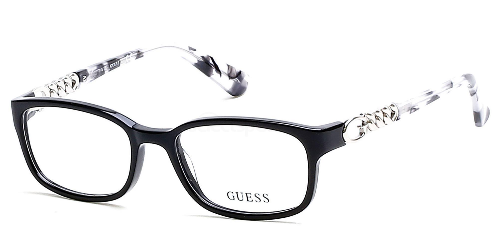 001 GU2558 Glasses, Guess