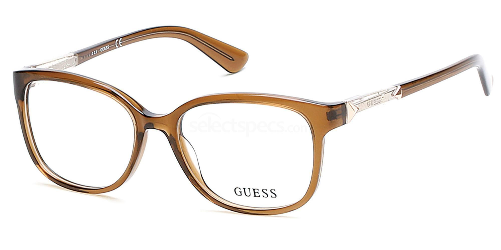 045 GU2560 Glasses, Guess