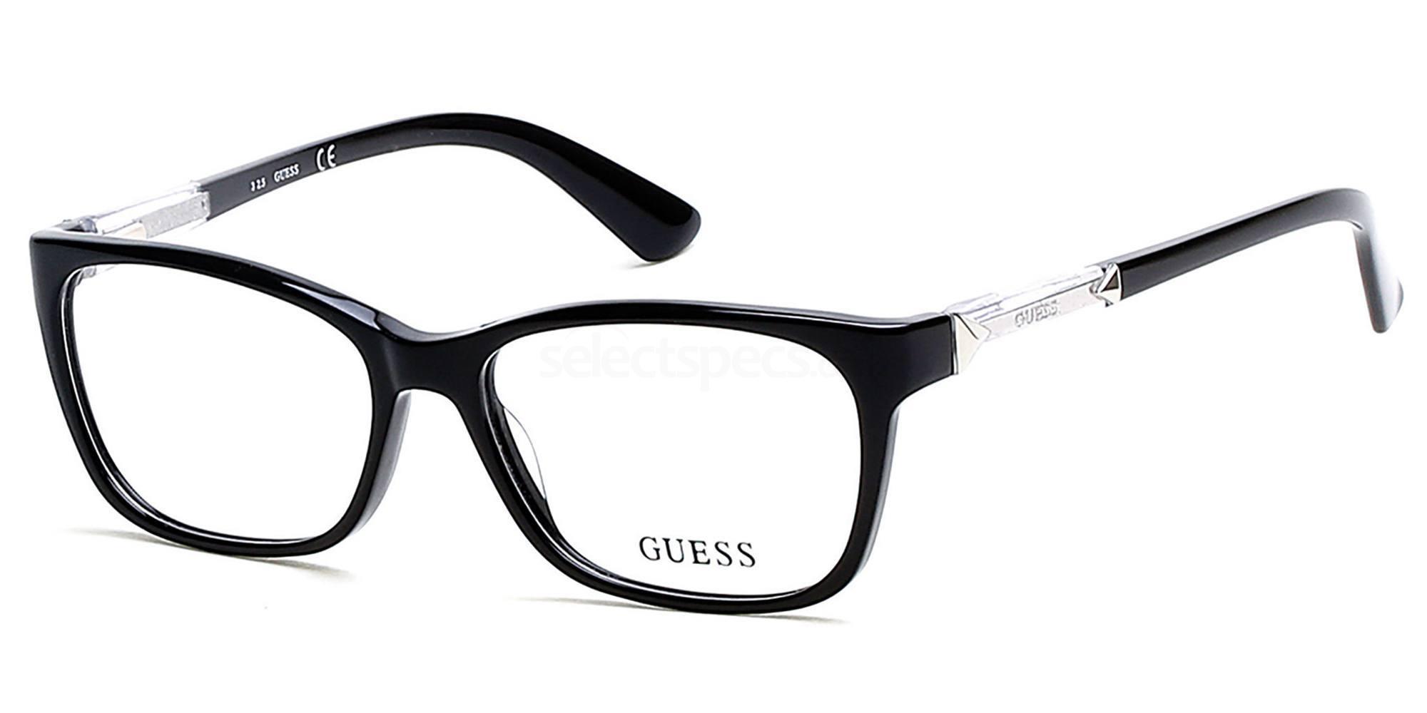 001 GU2561 Glasses, Guess