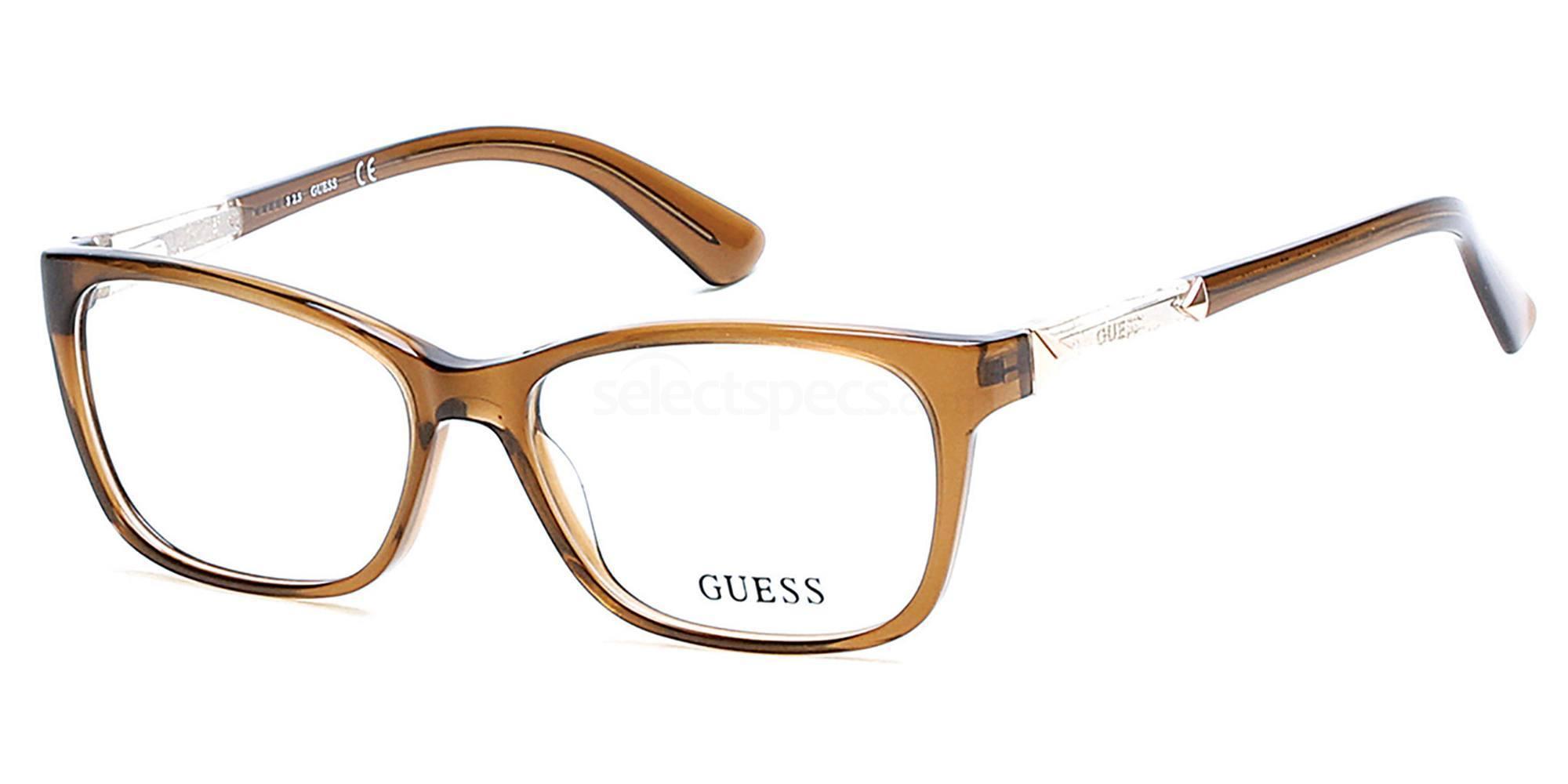 045 GU2561 Glasses, Guess