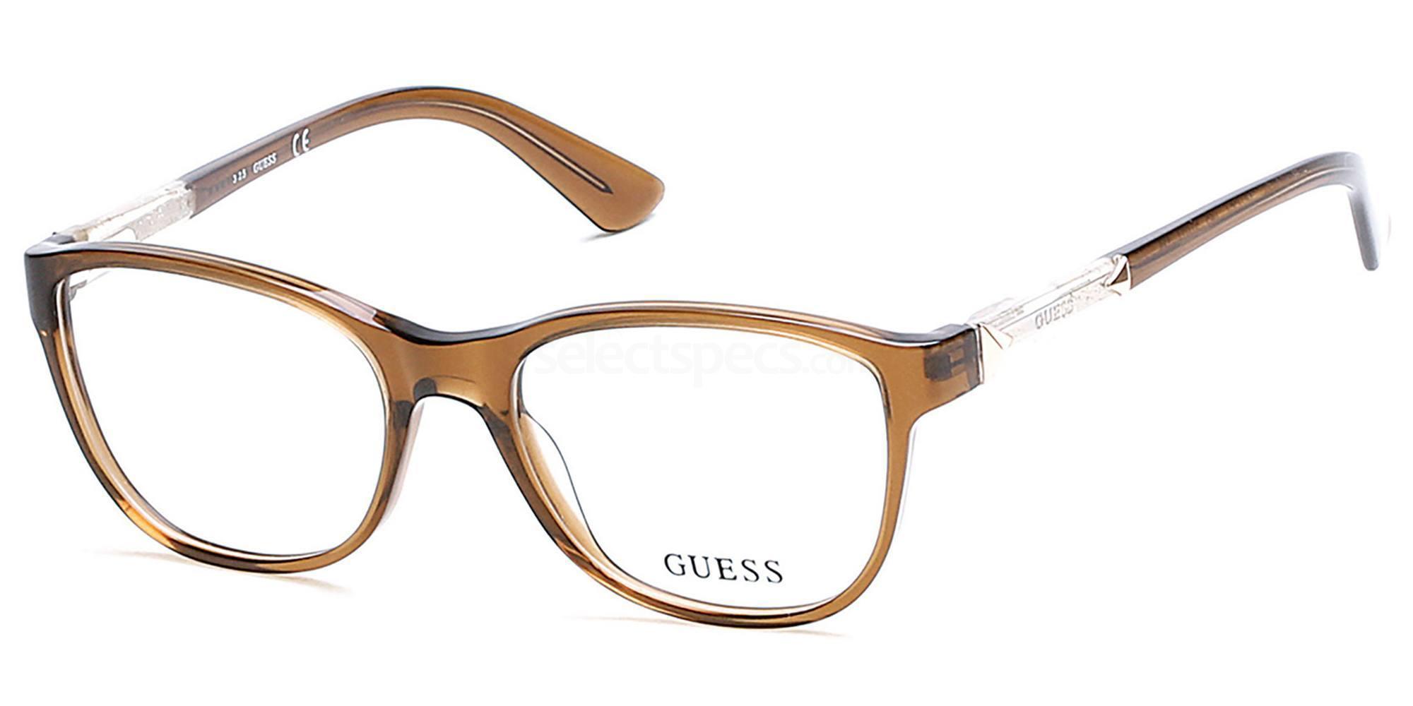 045 GU2562 Glasses, Guess