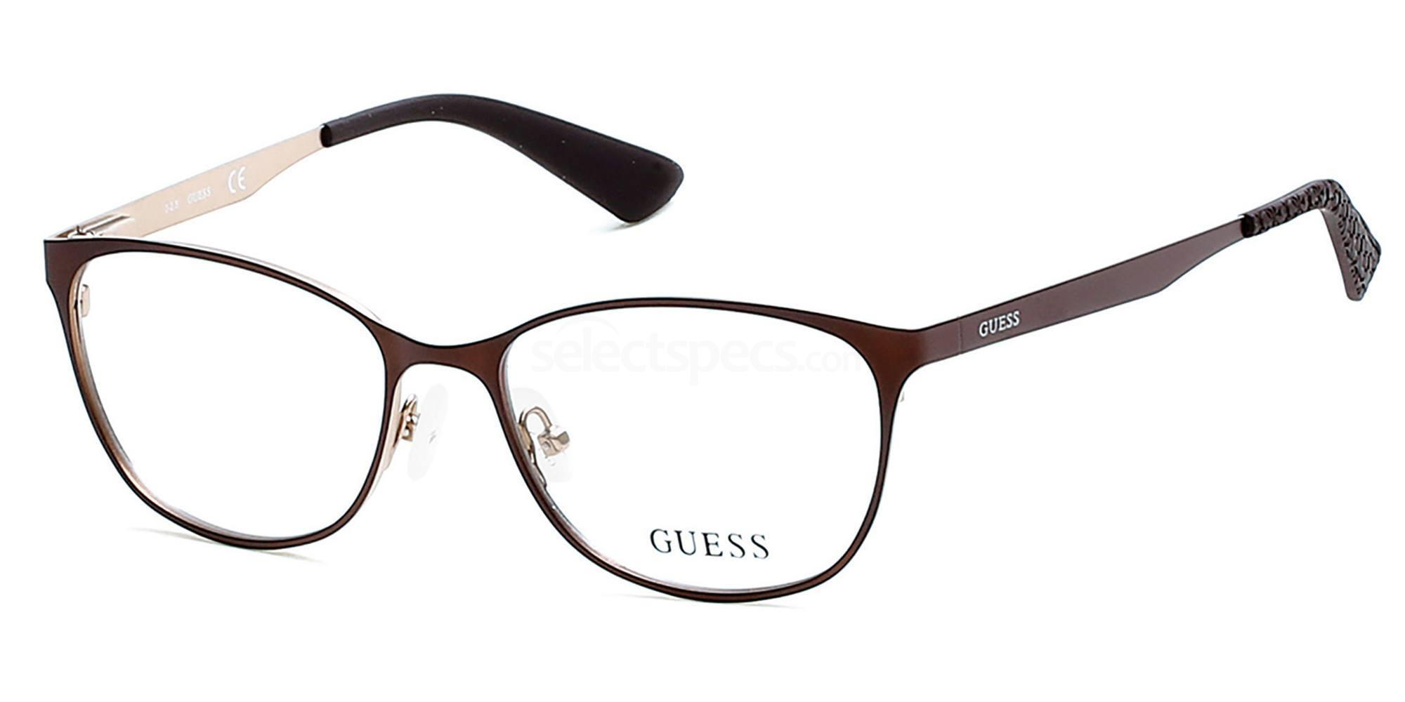 049 GU2564 Glasses, Guess
