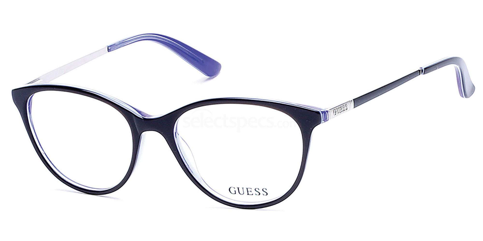 001 GU2565 Glasses, Guess