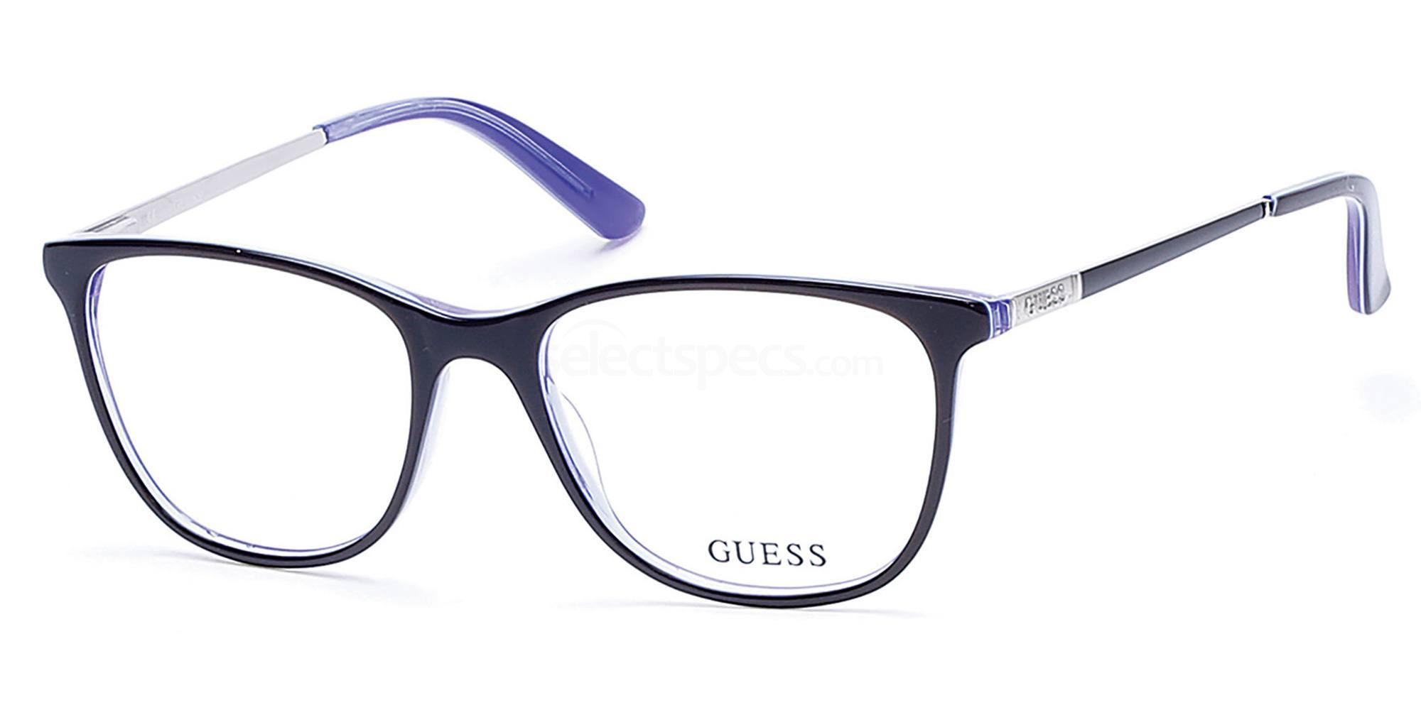 001 GU2566 Glasses, Guess