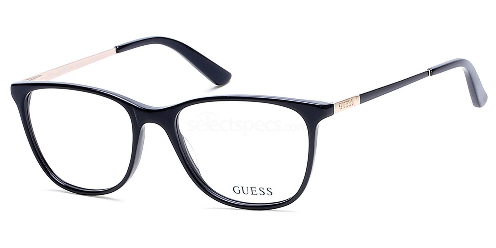 005 GU2566 Glasses, Guess