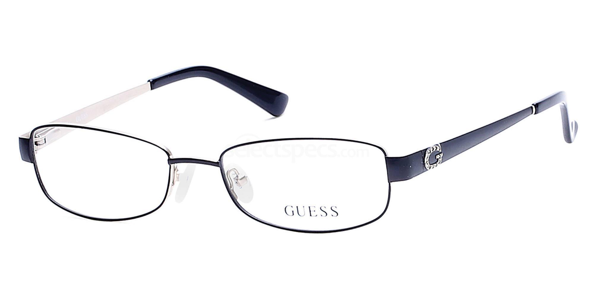 002 GU2569 Glasses, Guess