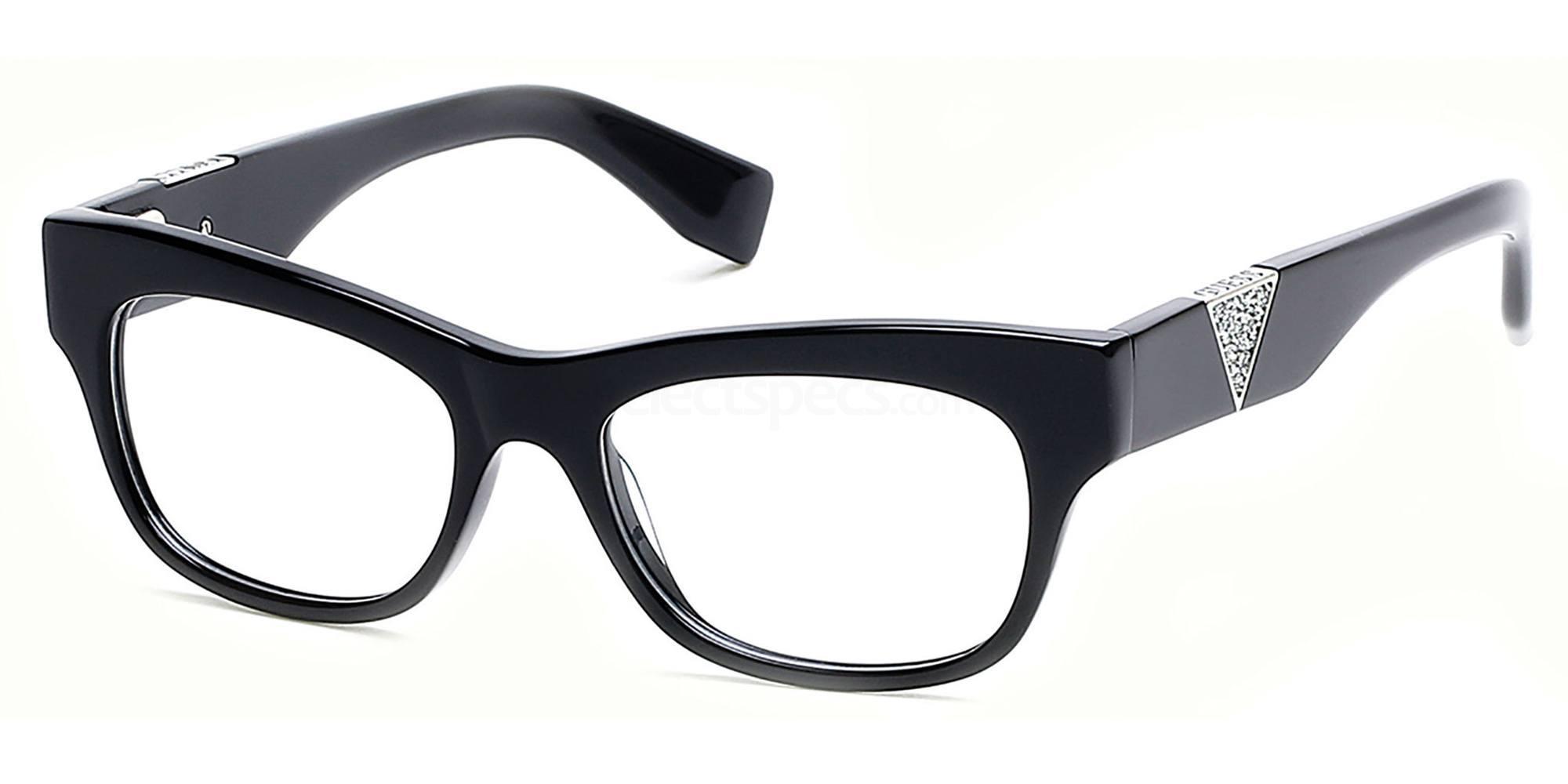 001 GU2575 Glasses, Guess