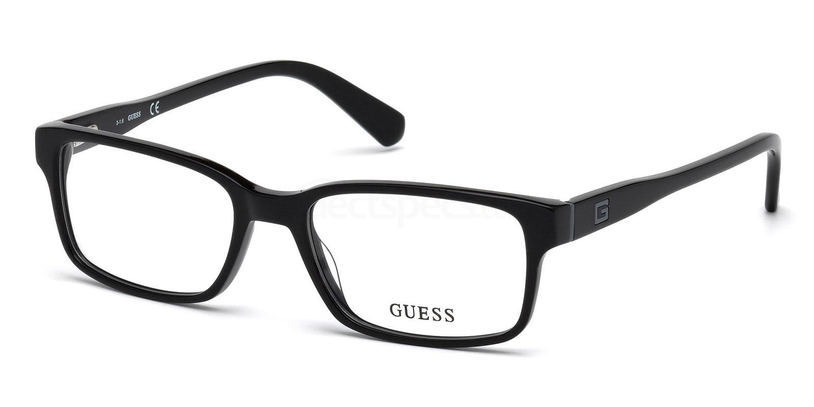 001 GU1906 Glasses, Guess