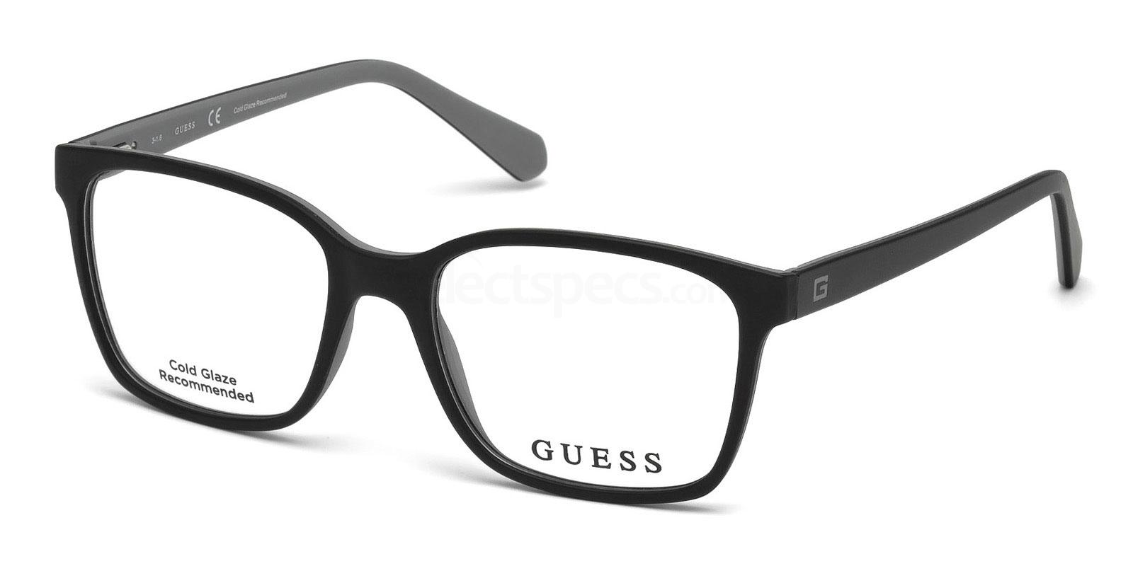 004 GU1909 Glasses, Guess