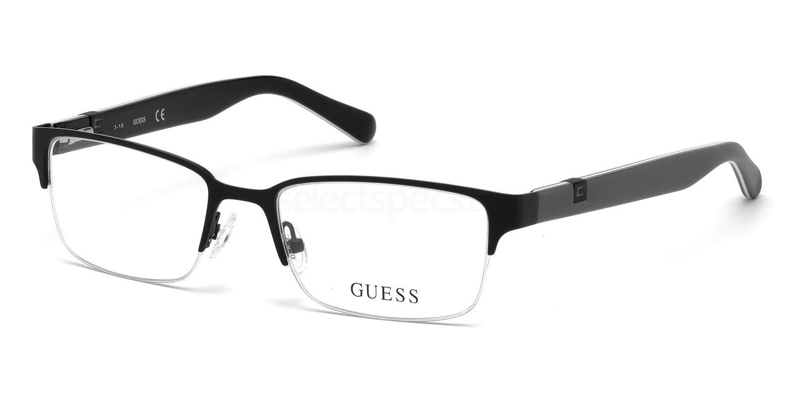 002 GU1911 Glasses, Guess