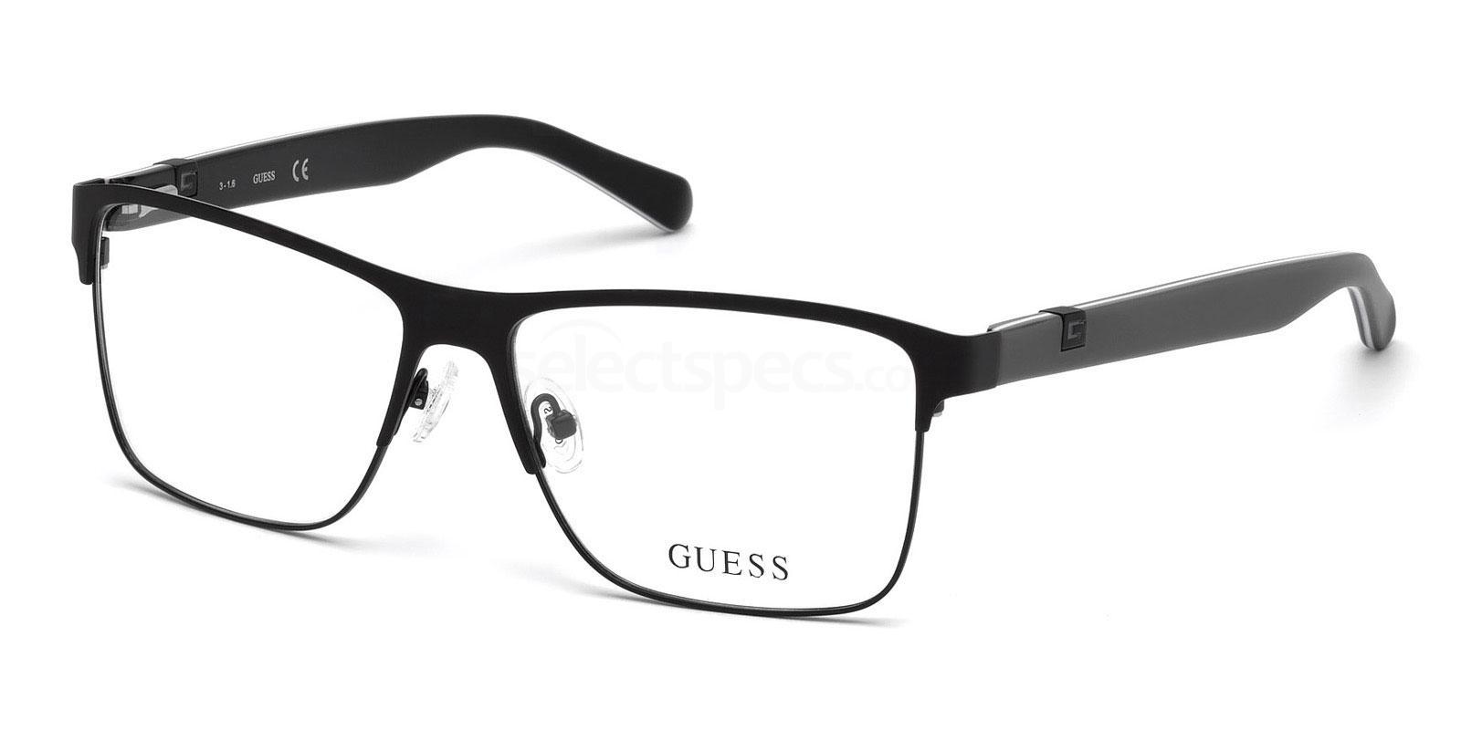 002 GU1912 Glasses, Guess