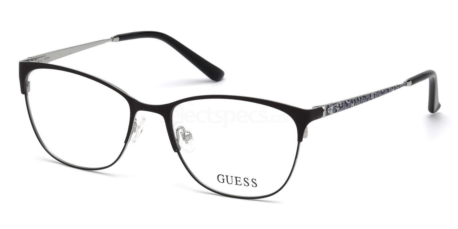 005 GU2583 Glasses, Guess