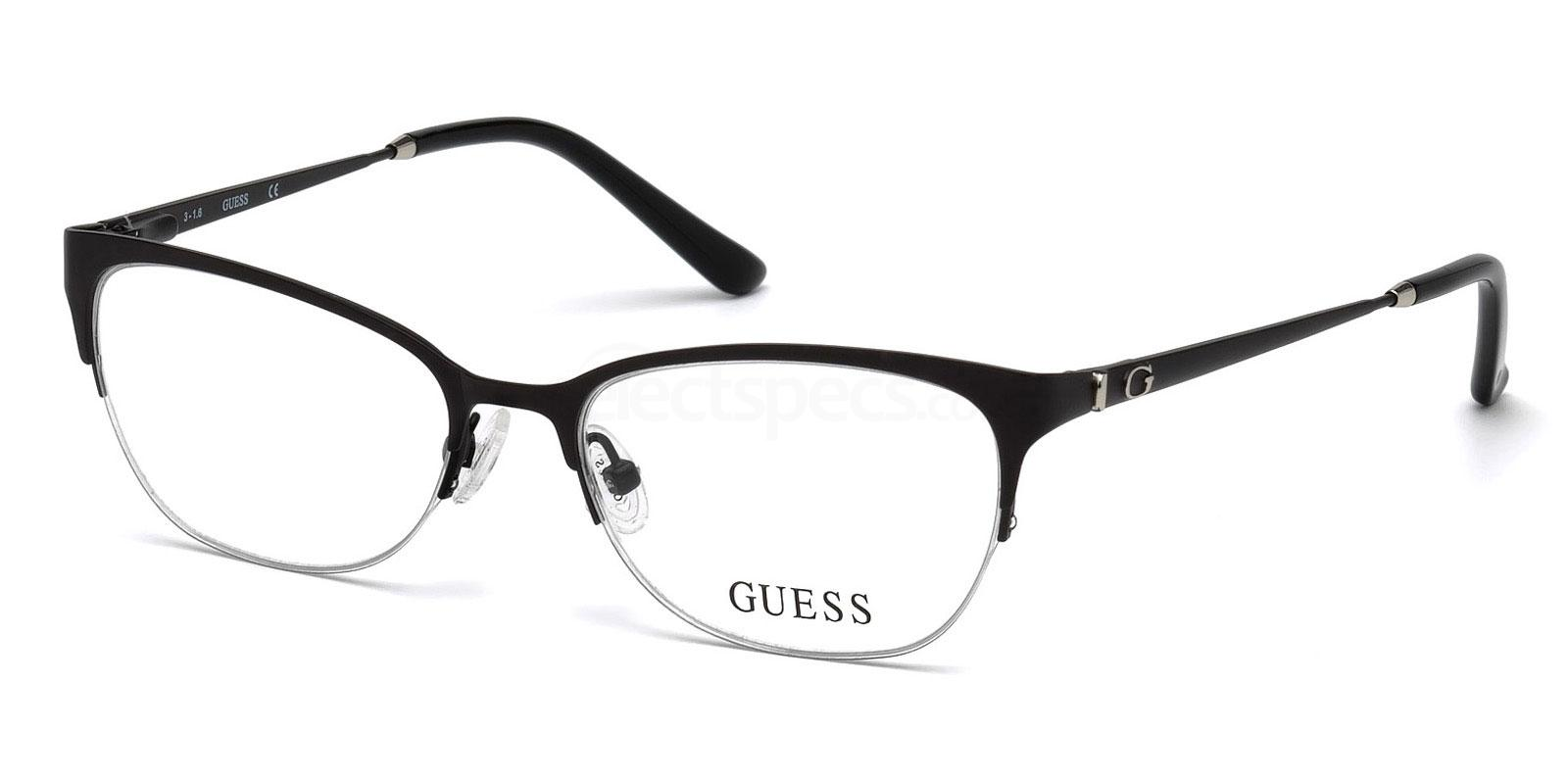 005 GU2584 Glasses, Guess